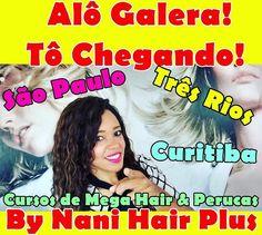Alô Galera do Bem Tô Chegando!! . #cursomegahairbarradatijuca #cursomegahairsaopaulo #cursomegahairrj  #cursomegahair #nanihairplus #copacabana  #pensamentododia #pravida #black  #cabelos  #cabeloblack #cacheada #emponderamento #top #adoro