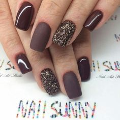 54 stylish fall nail designs and colors you& love - 38 stylish . - 54 stylish fall nail designs and colors you& love – 38 stylish fall nail designs and color - Classy Nails, Fancy Nails, Stylish Nails, Trendy Nails, Pink Nails, Cute Nails, My Nails, Shellac Nails Fall, Gel Manicures