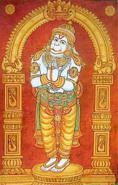 Mysore Painting, Kerala Mural Painting, Tanjore Painting, Krishna Painting, Indian Art Paintings, Krishna Art, Hanuman Hd Wallpaper, Hindu Deities, Hinduism