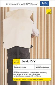 Teach Yourself Basic DIY Teach Yourself Home  Car >>> Continue to the product at the image link.-It is an affiliate link to Amazon. #BedroomRemodeling
