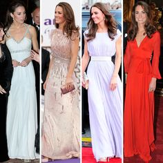 It's not my style, but she's a class act and always looks fabulous.  Love Kate Middleton.