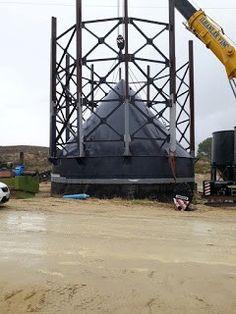 Türkiyede Stoklama Tankları Depolama Tankları Üretimi Denildiğinde Özgen Metal Tank Sanayi 0546 545 1314 Istanbul, Ankara, Metal, Metals