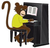 Site met oefeningen, waarbij kinderen de eerste beginselen van noten lezen leren. Demo is gratis. Wil je meer dan, kost het €6,95 per half jaar