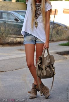 Casual perfection!