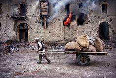 Steve McCurry — один из столпов современной фотографии - Ярмарка Мастеров…