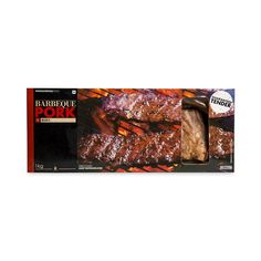 Barbeque Pork Ribs 1Kg