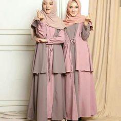 Hijab Style Dress, Casual Hijab Outfit, I Dress, Dress Outfits, Muslim Fashion, Hijab Fashion, Fashion Dresses, Fashion Models, Womens Fashion