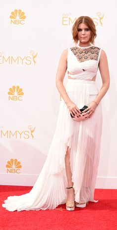 Kate Mara at the Emmys