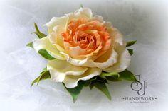 Gallery.ru / Фото #49 - Цветы из фоамирана - jardin