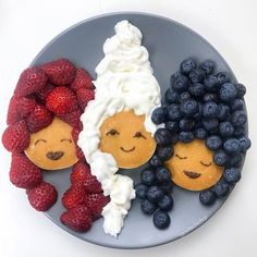 ways for your kids to eat more fruit - for . - EYES food fun ways for your kids to eat more fruit - for . - EYES food -fun ways for your kids to eat more fruit - for . - EYES food fun ways for your kids to eat more fruit - for . Cute Food, Good Food, Yummy Food, Tasty, Food Art For Kids, Food Kids, Food For Children, Art Kids, Kid Food Fun