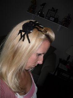 Creepy Crawly Headband