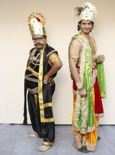 Krishna takes Kanhaiyalal back in time On the auspicious occasion of Janmashtami the birthday of Lord Krishna SAB TV's Krishna Kanhaiya takes its viewers back in time to witness the journey of Krishna since birth. Read More: http://cityairnews.com/content/krishna-takes-kanhaiyalal-back-time