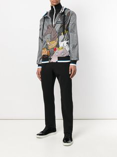 Dolce & Gabbana フーデッド ジャケット