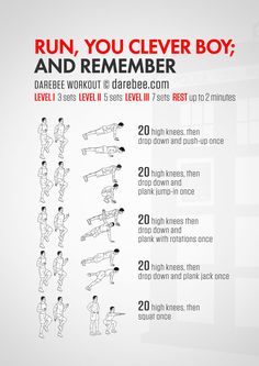 Awesome HIIT and Bodyweight Workout
