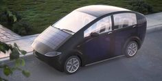 The Sion has seating for 6, a range of 150+ miles, 7.5 square meters of solar cells, an air filtration system that uses moss, and a price of less than $18,000.