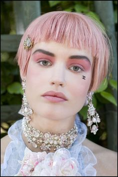 Chanel cruise collection spring 2013