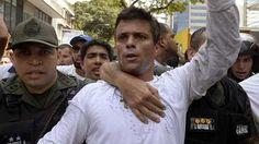 Leopoldo López convocó a la calle este #18Feb: Resistiremos lucharemos y seremos libres