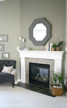 Fireplace tile - Start Right Start Here