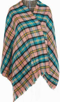 Catálogo online de PRIMARK: Primark online: bufanda a modo de poncho en color rosa