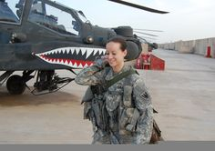Hunt Taliban from the air #LikeAGirl