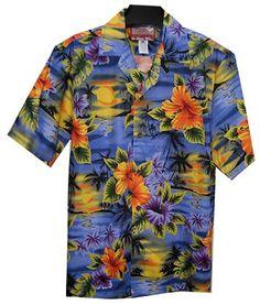 Vintage Hawaiin Shirt