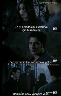 Teen Wolf Lines – - Funny Cartoons Teen Wolf, Karma, Wolf Movie, Funny Cartoons For Kids, My Ghost, Movie Lines, Dylan O'brien, My Mood, Book Quotes