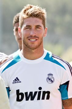 Full Sergio Ramos (WHO IS THIS!??) -He's gorgeous