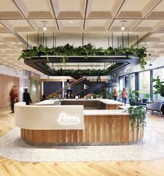 Office Space Design, Workplace Design, Corporate Design, Office Spaces, Commercial Design, Commercial Interiors, Reception Entrance, Office Reception, Reception Counter