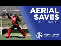 Part 4 - How to make an effective aerial save to the Right Field Hockey Quotes, Field Hockey Goalie, Hockey Drills, Hockey Stuff, Goalkeeper, Fitness, Youtube, Goaltender, Fo Porter
