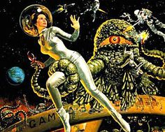 Dark Roasted Blend: Barbarella & Other Ladies in Space