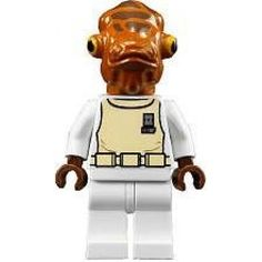 LEGO Star Wars: Admiral Ackbar (Return Of The Jedi) Minifigure