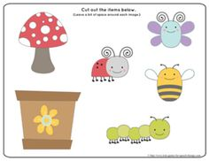 Speech Therapy: Pronouns & Prepositions for Spring
