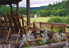 Portland Monthly   Oregon's Best Farm Stays