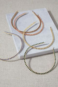 ultra thin pearl faux bead alice band