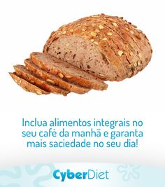 Se prepare desde já para evitar a fome noturna! Comece pelo café da manhã. http://maisequilibrio.com.br/cereais-integrais-para-matar-sua-fome-2-1-1-663.html?origem=Pinterest