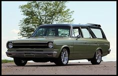 1968 AMC Rambler 440 Station Wagon 232 CI, Automatic at Mecum Auctions