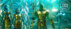 <em>Aquaman</em>reveals first look at the exotic Fisherman King