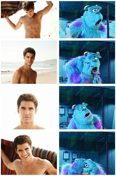 lol totally my reaction to Darren xD