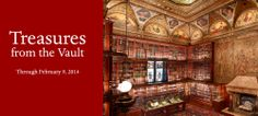 Treasures from the Vault, The Morgan Library & Museum