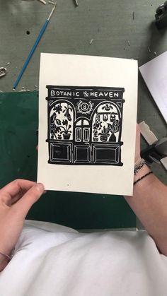 Stamp Printing, Screen Printing, Lino Art, Etching Prints, Stamp Carving, Fabric Stamping, Linoprint, Stencil Designs, Linocut Prints