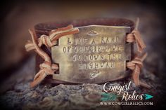 OOAK Band of Gypsies rustic leather cuff from Cowgirl Relics.  www.cowgirlrelics.com  $44.99  #gypsy #boho #vintage #repurposed #leathercuff #rustic #floral #embossedleather #brass #metalstamped #handmade #fringe #rebel #outlaw #westernjewelry #cowgirlstyle #cowgirlrelics