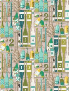 Newport,+a+feature+wallpaper+from+Manuel+Canovas,+featured+in+the+Papiers+Peints+-+Vol+6+collection.