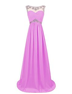 Dresstells® Long Chiffon Prom Dress with Beadings Wedding Dress Maxi Dress Bridesmaid Dress Dresstells http://www.amazon.co.uk/dp/B00OHG8DLG/ref=cm_sw_r_pi_dp_mTiGwb0PVWB0G