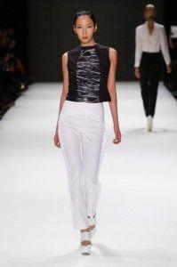 İstanbul Moda Haftası 2. Gün - Ayhan Yetgin 2014