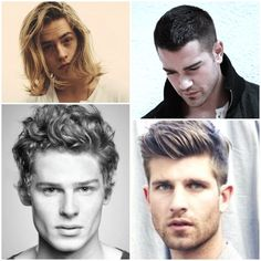 We've been posting for weeks now about new trends for the coming year: cuts, textures, colors, and styles. But we haven't talked about men yet! Men's looks tend to shift less dramatically fr...