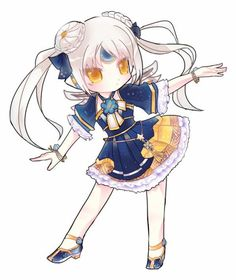 Eve (Elsword) Cute Chibi NyoX