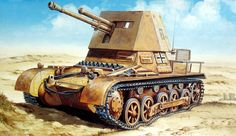 Panzerjager I in North Africa