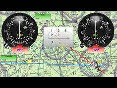 Determining your position without a GPS Flight Lessons, Flying Lessons, Ppl Training, Private Pilot License, Ground School, Angel Flight, Aviation Training, Aviation Technology, Cessna 172