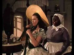 :)One of my favorite parts of Gone With the Wind......my Uncle Paul could quote parts of the movie,,,,