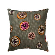 Ardmore Design Amasumpa Flamingo Cushion
